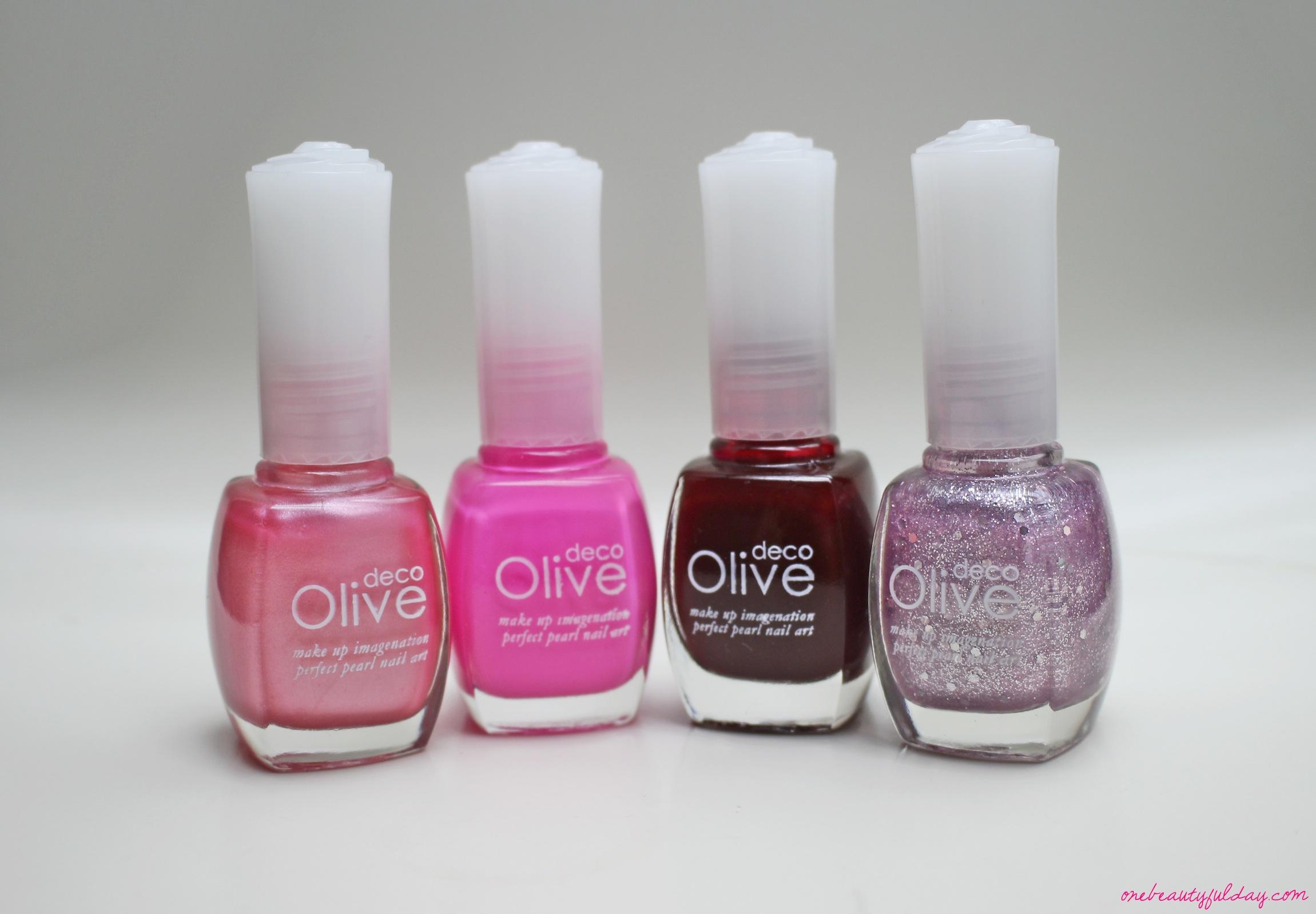 nail polish | onebeautyfulday
